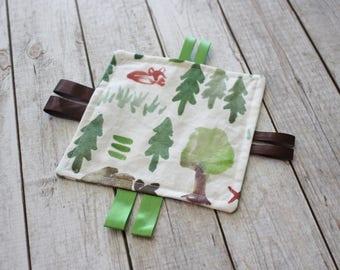Organic Woodland Sensory Toy