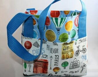 Organizing Bag ~ Paris by Balloon