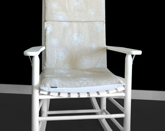 rocking chair cover etsy