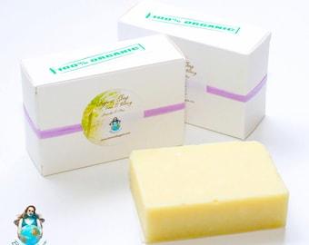 Organic Lavender & Citrus Soap