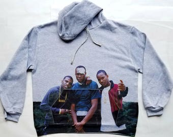 Paid in Full You Tough Right ?! Hoody Sweatshirt