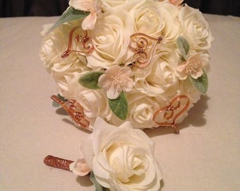Pretty Penny bouquet package