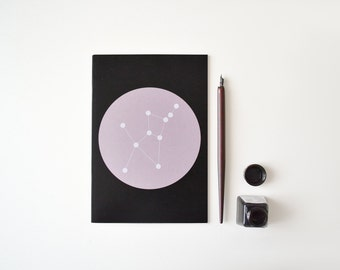 A5 Notebook Constellation
