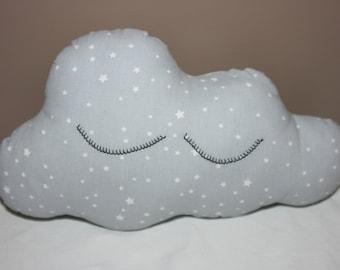Pretty little grey cloud that sleep