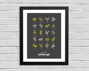 Intersections of Pittsburgh