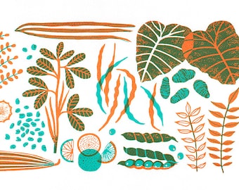 10 Indian vegetables for Lucky Peach