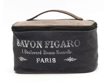 the Bavon Shave Kit/ toiletry Bag / Makeup