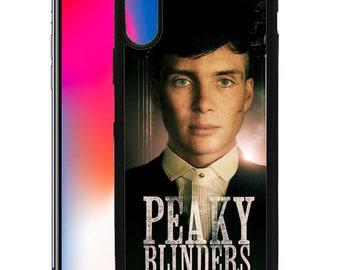 Peaky BLinders TV Show Custom Print Case for iPhone 6 6s 7 8 Plus & X PB01