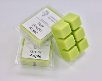 Tart Green Apple Scented Wax Melt