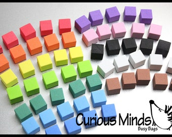 Magnetic Cubes - Use Like Magnetic Poms