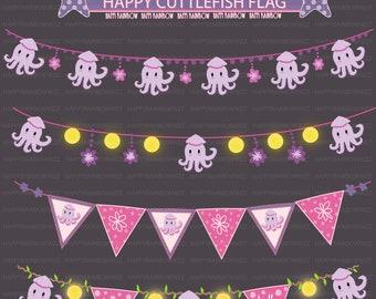 Happy Cuttlefish