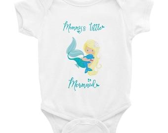 Mommy's mermaid blonde
