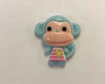Blue Monkey Needle Minder