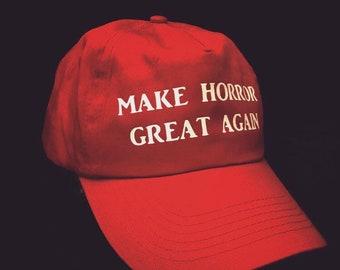 Plague City - make horror great again cap