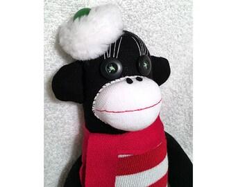 Sock Monkey - Candace