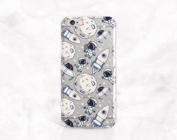 iPhone 7 Case Astronaut iPhone 8 Case Clear iPhone 8 Plus Case Clear Samsung Galaxy S8 Case iPhone 7 Plus Case iPhone 6 Case iPhone X Case