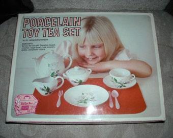 Vintage Sears Child's Tea Set
