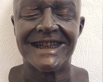 Jack Nicholson Batman Joker face life cast