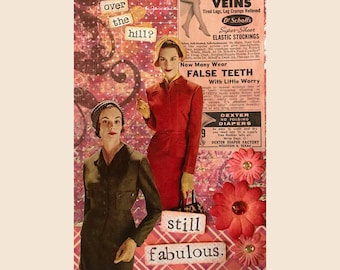Over the hill / Fabulous
