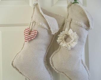 Christmas Stockings, Handmade Christmas Stockings, Personalized Stockings, Farmhouse Christmas,Family Stockings