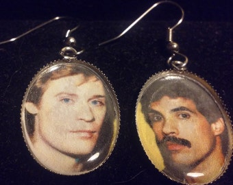 Rock Star Cameos --Hall and Oates