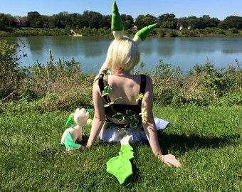 Leafeon Tail