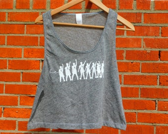 be FEARLESS Tank