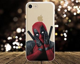 Deadpool iPhone Case iPhone 7 Case iPhone 8 Plus Case iPhone 8 Case iPhone 6s Samsung S9 Case Samsung S8 Case Samsung Note 8 case iPhone X
