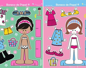 Paper Doll by Denise Brandt 05