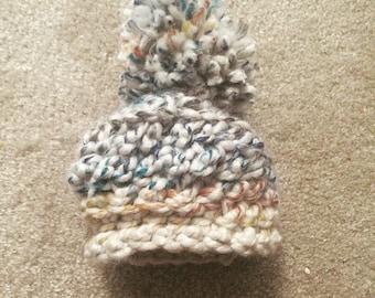 Baby crotchet hudson bay company inspired colours