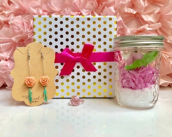 Warrior Gift Box, Women's Cancer Gift Set, Gift Box