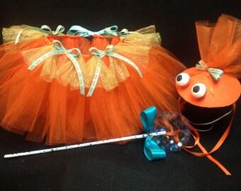 Goldfish Costume Set