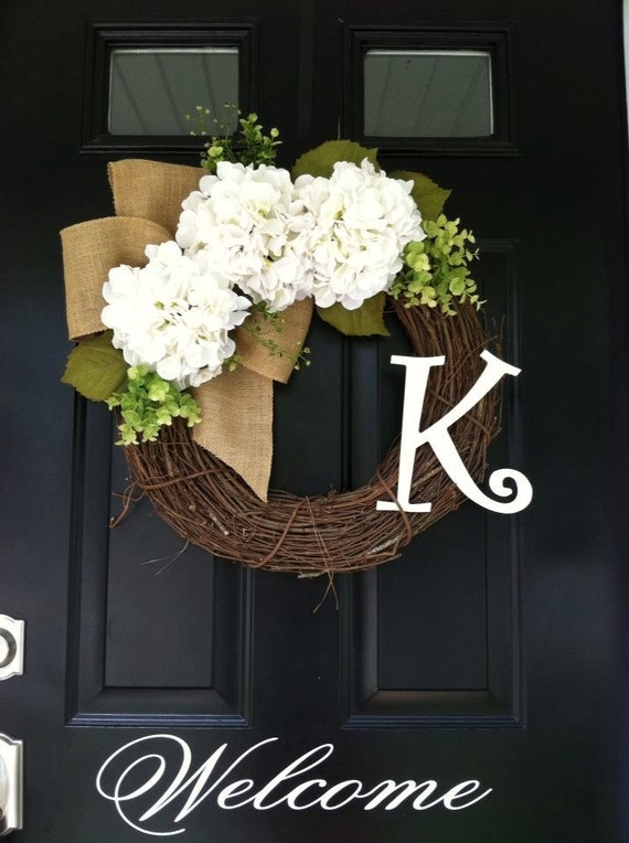 All Year Long Wreath Everyday Wreath Front Door Decor