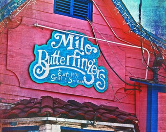 "Dallas, Texas - ""Milo Butterfingers"""