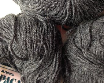 33–25 gram balls of Patons Alpaca blend for your next knitting project