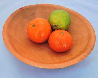 Pacific Madrona Fruit Bowl