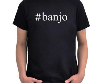 Hashtag Banjo  T-Shirt