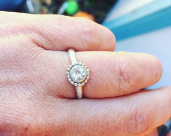 My Forever Friend Memorial Ring