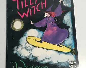 1969 paperback tilly witch by don freeman