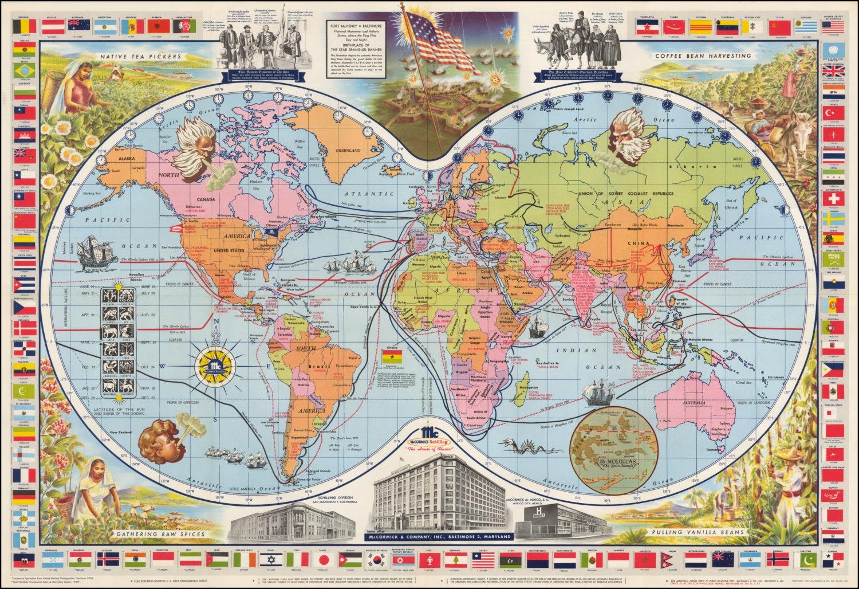 cartes monde anciennes cartes imprimer carte du monde. Black Bedroom Furniture Sets. Home Design Ideas