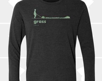 Grass - Unisex Long Sleeve Shirt