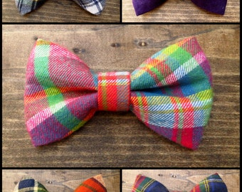 BOW TIE Upgrade: Removable Bowtie for Dog Collar