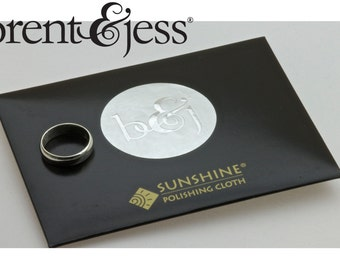 Sunshine Polishing Cloth For Jewelry