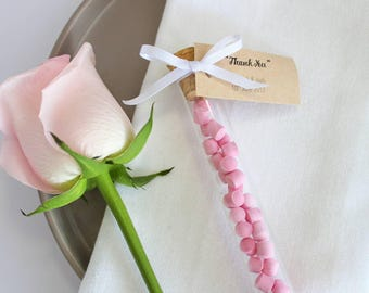 Mini Musk/Floral Wedding & Party Favours - Test Tubes (20ml)