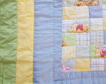 Nap Time Baby Quilt