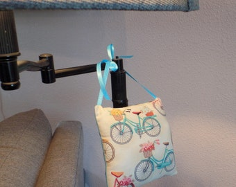 Door Hanger, Pillow, Decoration, Home Decor, Vintage Bicycles, Small Pillow