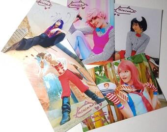 Cosplay prints