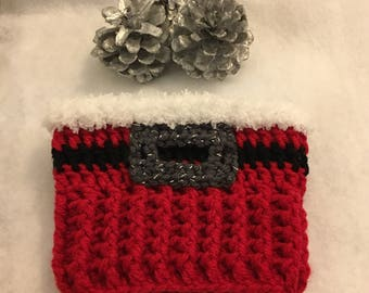 Santa's Boot Cuffs **Pattern Only**