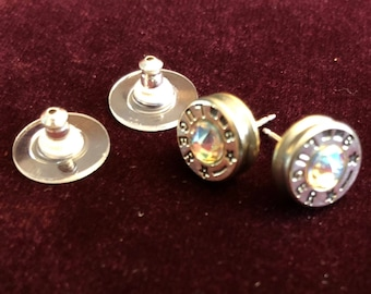Bullet Case Earrings