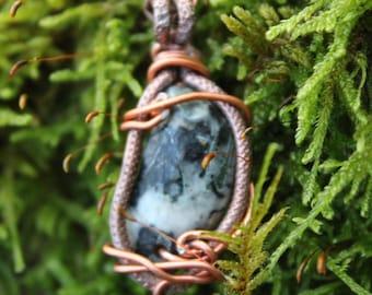 Dallasite Jasper necklace